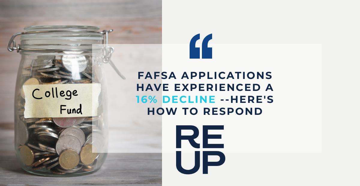 ReUp Ad linkedin FAFSA